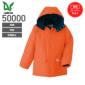 旭蝶繊維 50000 超極寒®コート│超極寒・ASAHICHO (60)オレンジ