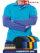 BURTLE(バートル) ドライメッシュ 吸汗速乾 ストレッチ 半袖ポロシャツ 【305】<レディス対応>
