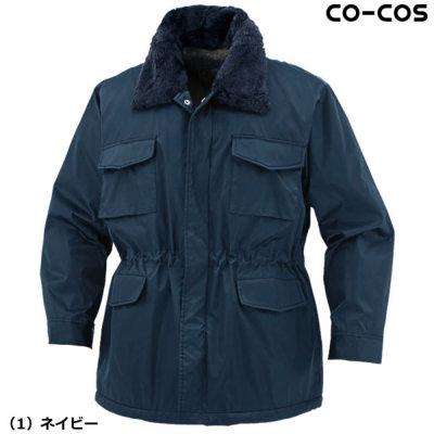 CO-COS(コーコス)撥水ツイル×タフトボア コート【2006】