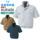 【服のみ】サンエス 空調風神服 KU91450(綿100%)半袖ブルゾン[19SS]│SUN-S