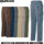 GRANCISCO(グランシスコ)ピーチチノ 綿100% ヴィンテージ加工 ツータックカーゴパンツ